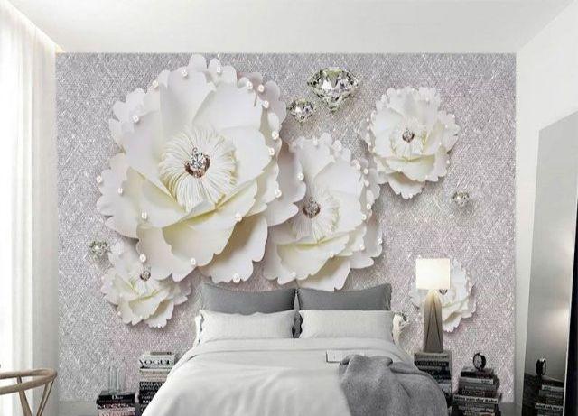 trang trí phòng ngủ bằng đồ handmade 23