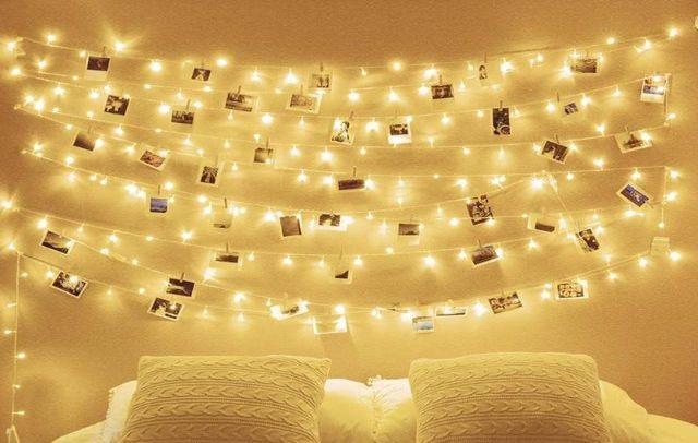 trang trí phòng ngủ bằng đồ handmade 8