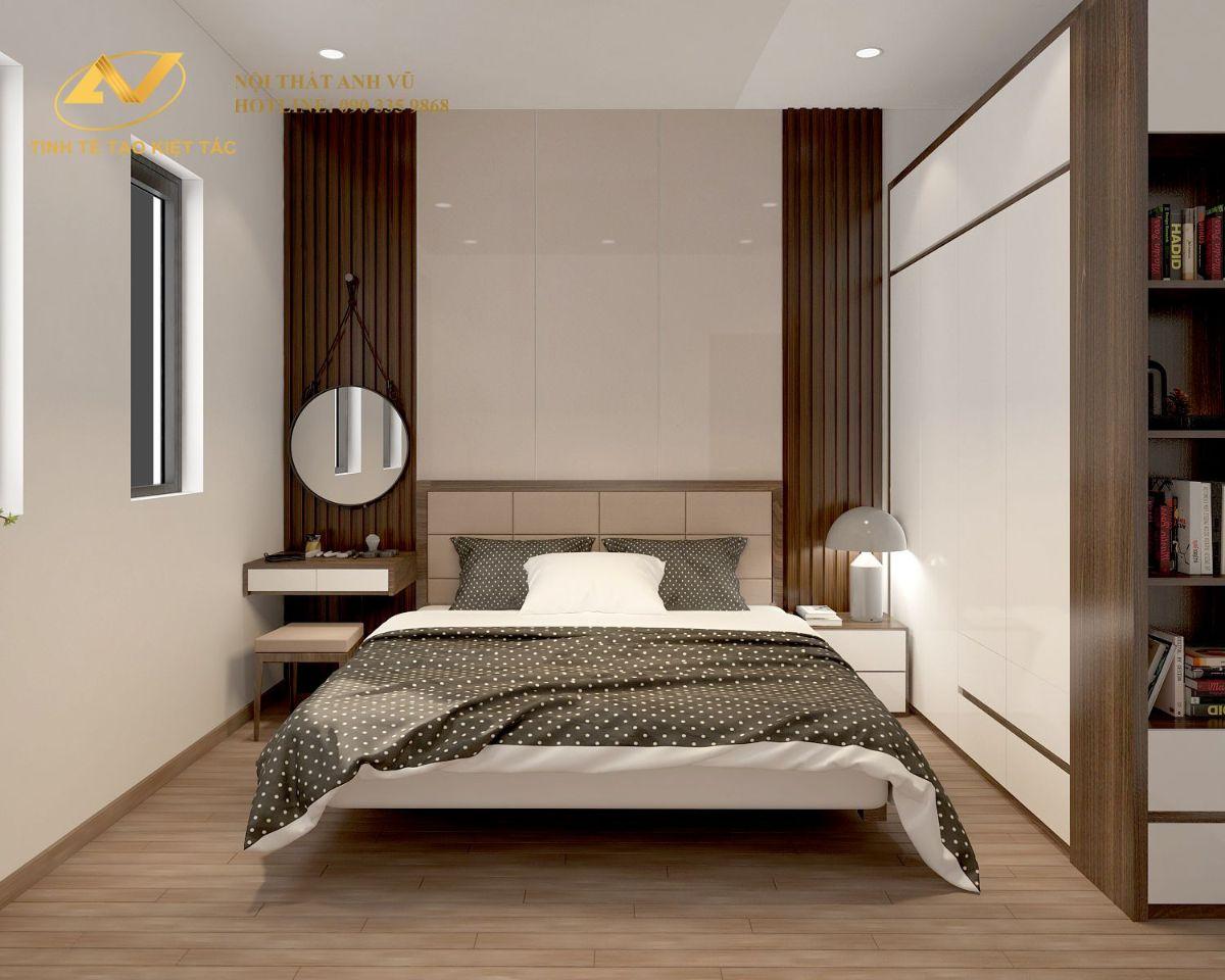 Thiết kế nội thất nhà lô hiện đại 4