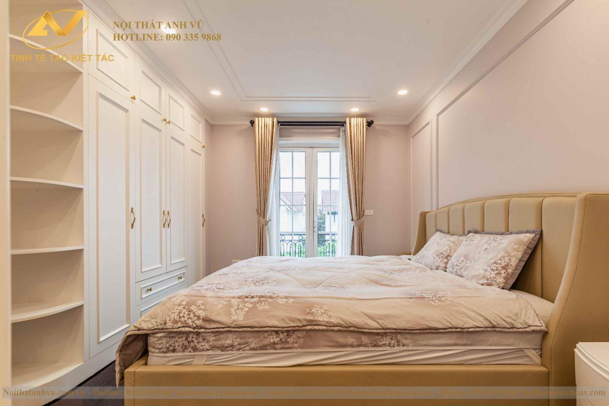 Thiết kế nội thất phòng ngủ các con 1